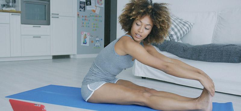 Quarentena - Maneiras de manter corpo e mente saudáveis